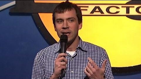 Eli Olsberg comedy