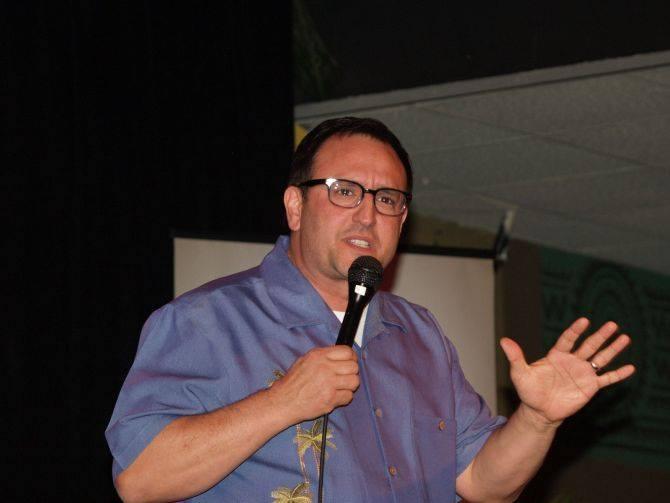 Chris Zito comedian