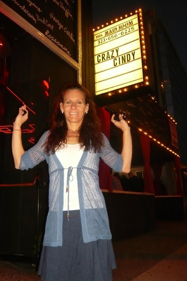 Cindy Liebman comedian