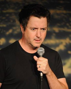 Brian Dunkleman comedian