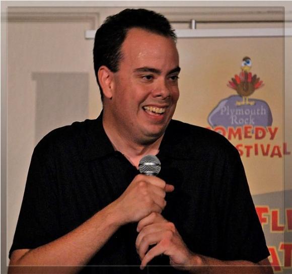 Dan Crohn comedy