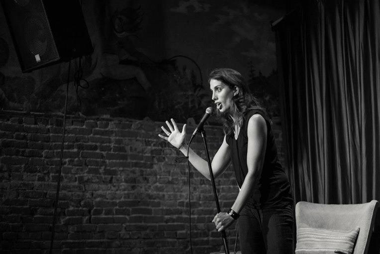 Erin Foley comedy