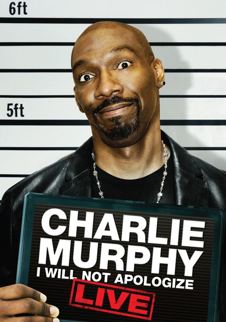 Charlie Murphy comedian