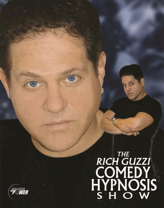 Rich Guzzi comedian