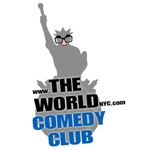 the word comedy club
