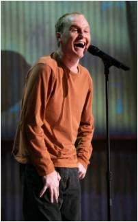 Sean Rouse comedy