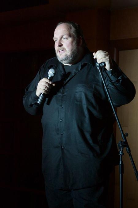 Jim Mendrinos comedian