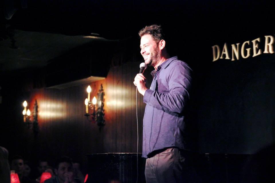 Mark DeMayo comedian