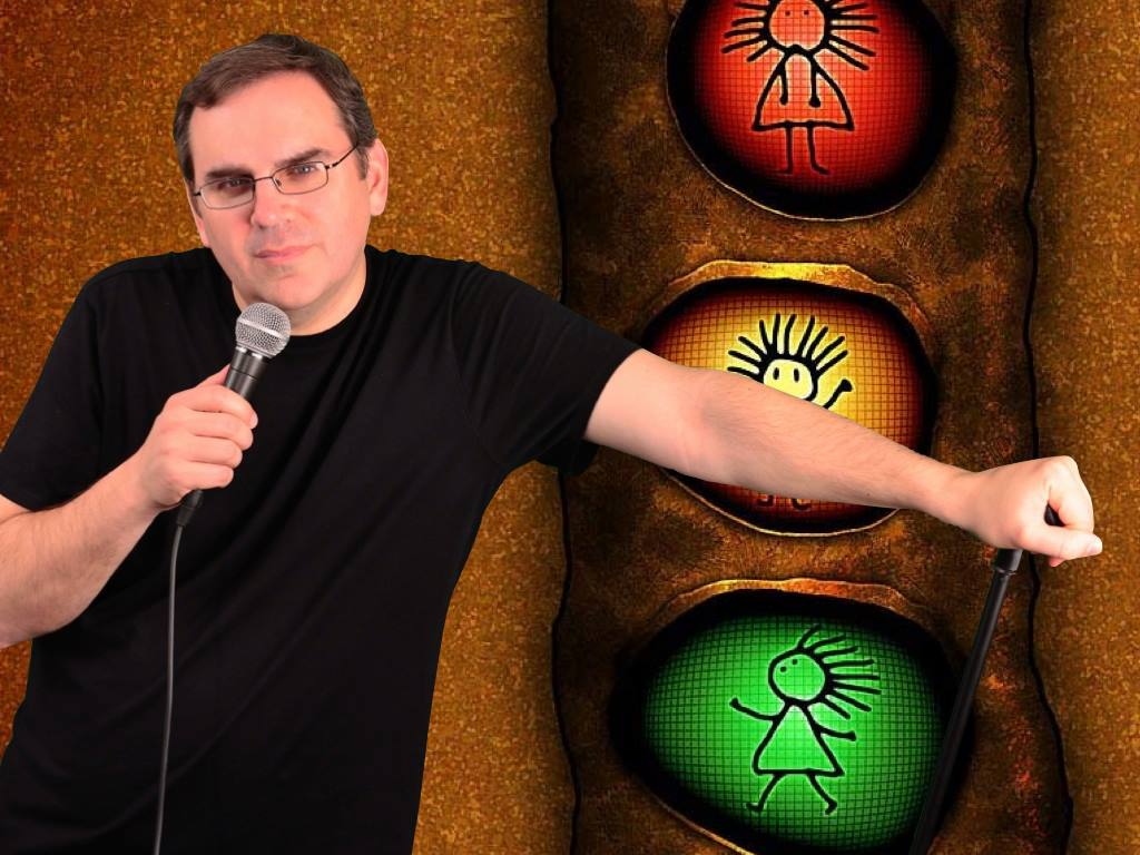 Mike Hanley comedian