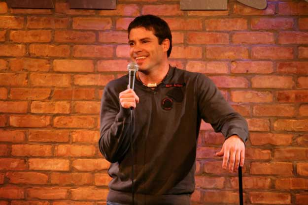 Collin Moulton comedian