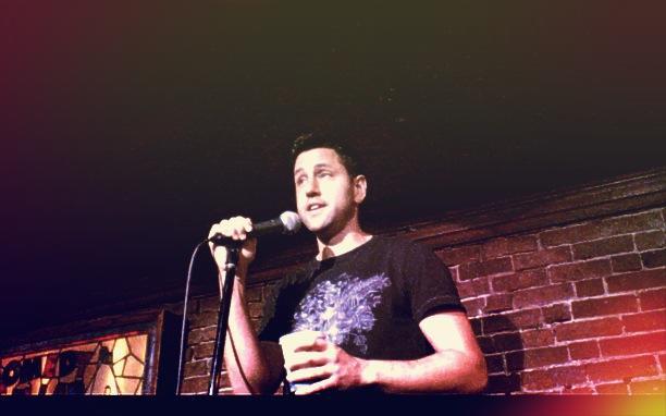 Britton Saffer comedian