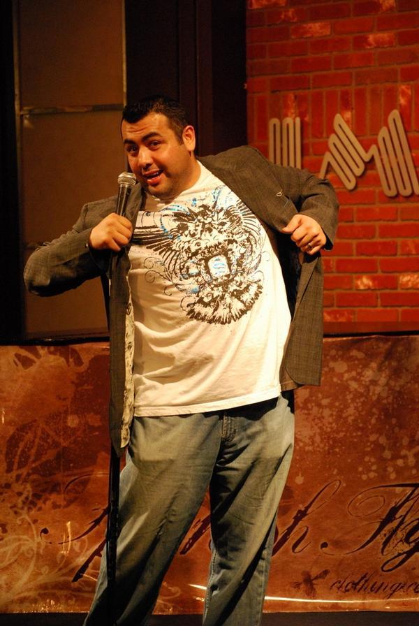 Richard Villa comedy
