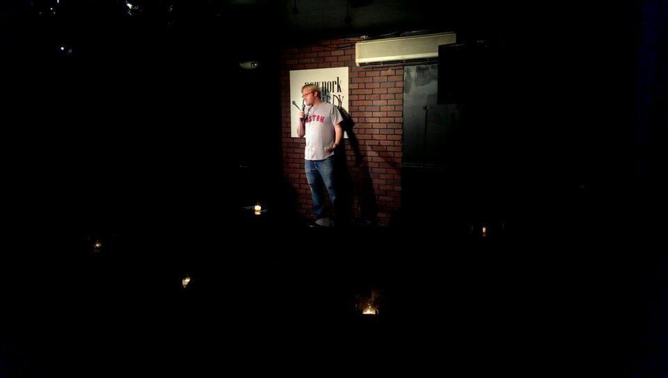Brian DeMoy comedian