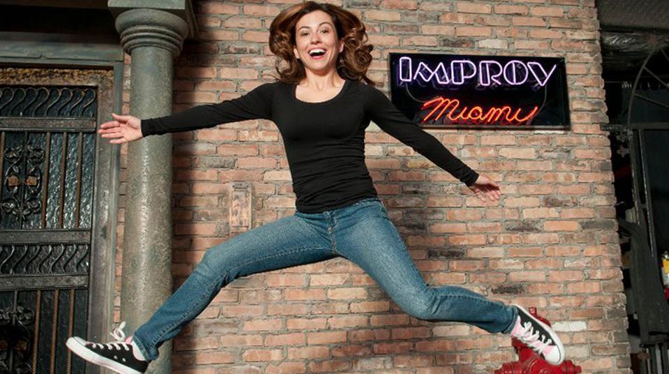 Lisa Corrao comedy