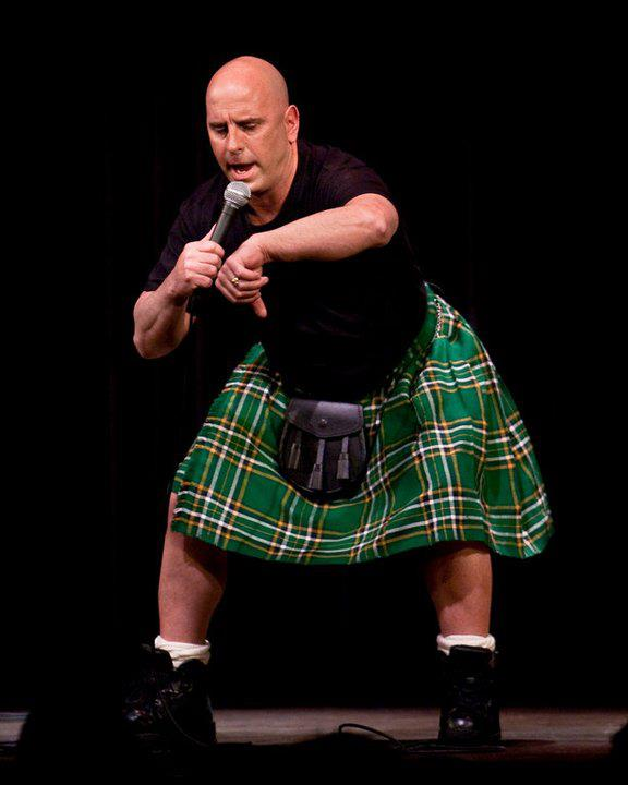 Mike McCarthy comedian