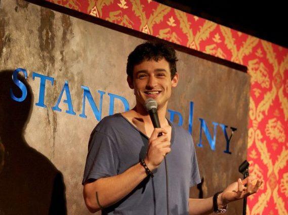 Guilio Gallarotti comedian