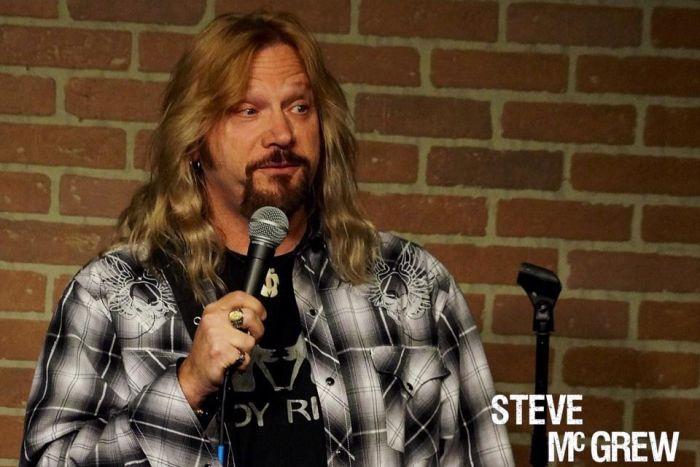 Steve McGrew comedy