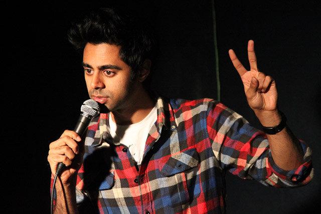 Hasan Minhaj comedy