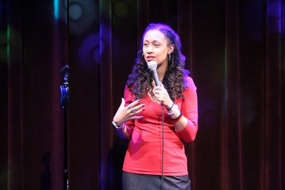 Leighann Lord comedian