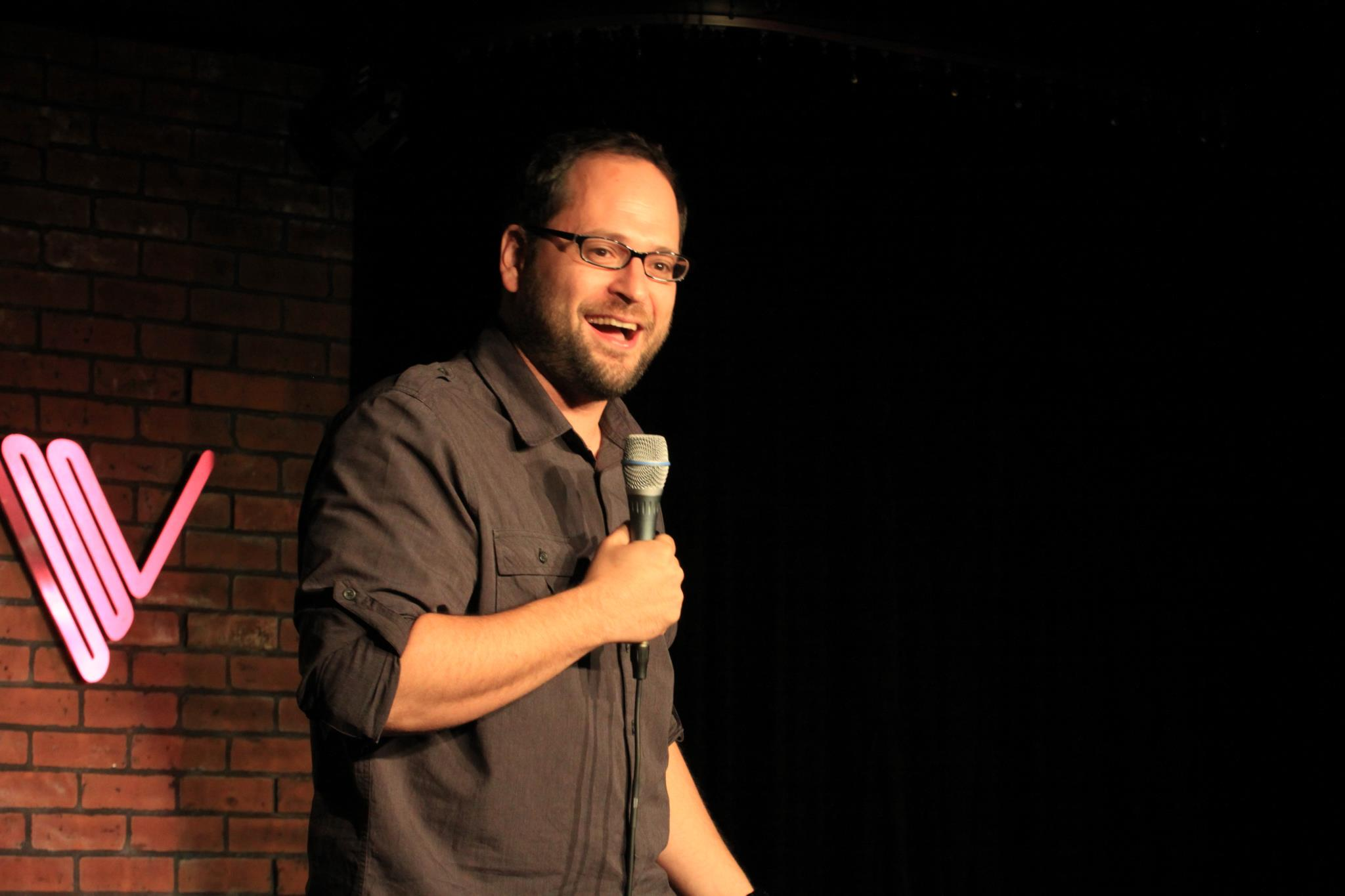 Jerry Rocha comedy