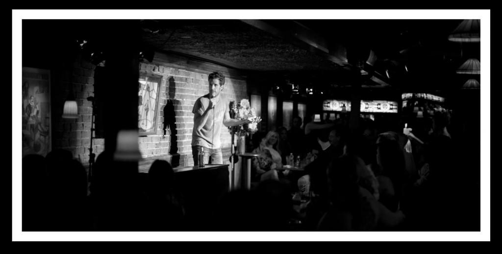Pete Correale comedy
