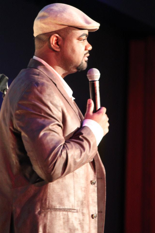 Harris Stanton comedian