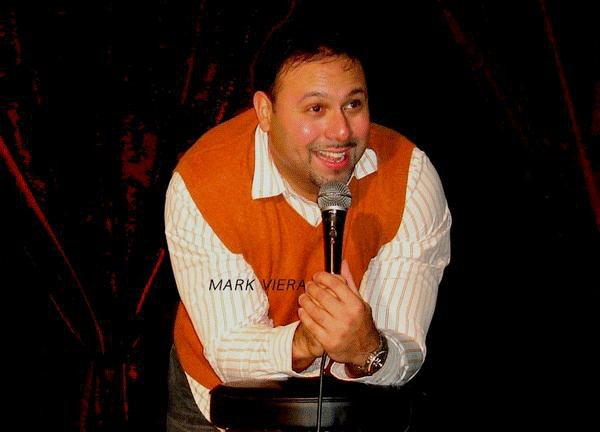 Mark Viera comedian