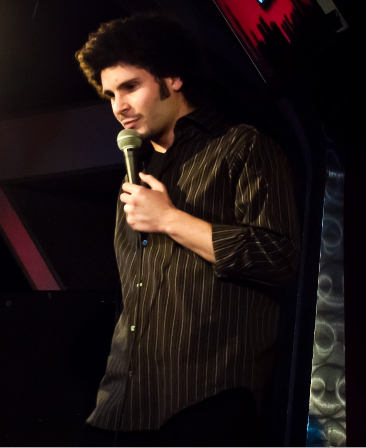 Drew Michael comedian