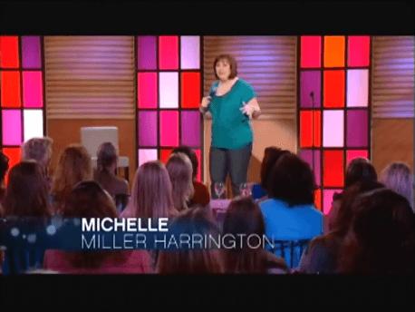 Michelle Miller Harrington tickets