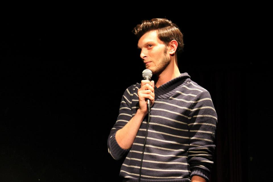 Justin Martindale comedy