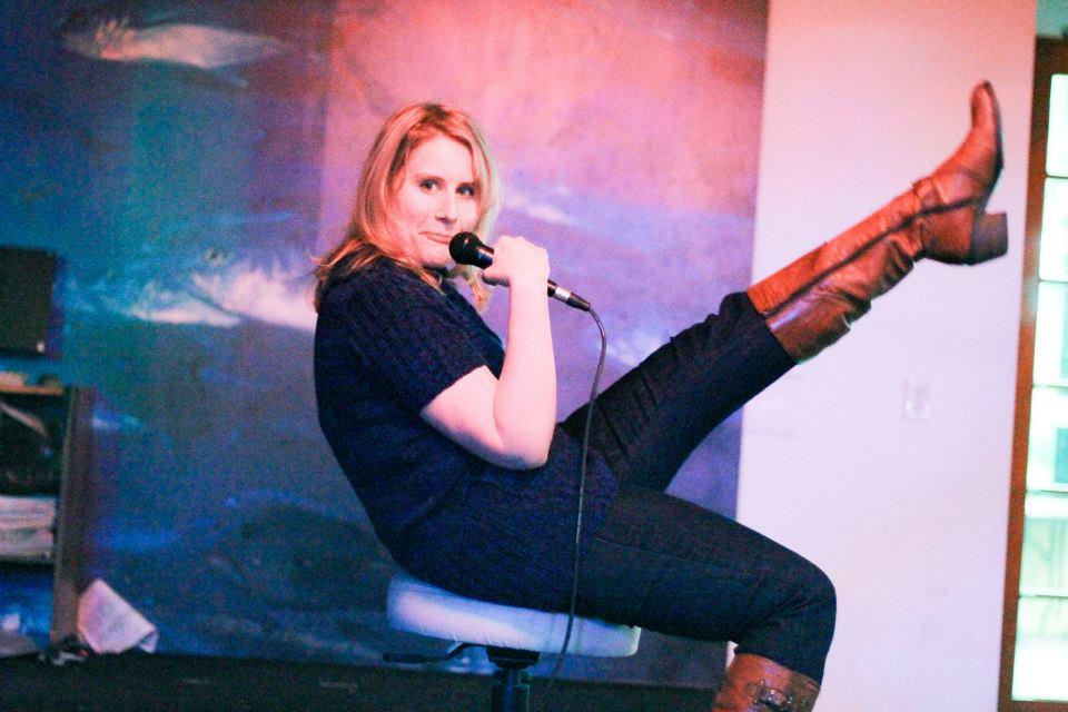Heather Thomson comedy