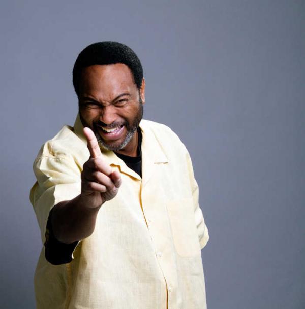 Tyrone Davis comedy