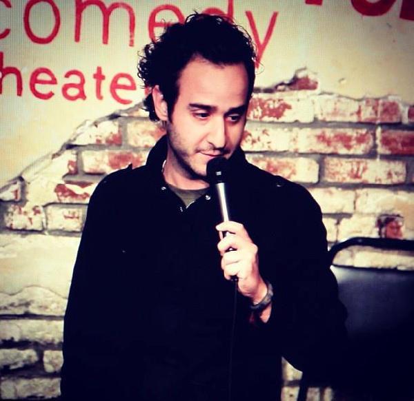 Greg Santos comedy
