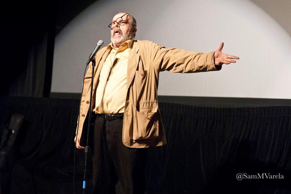 Rick Overton comedy