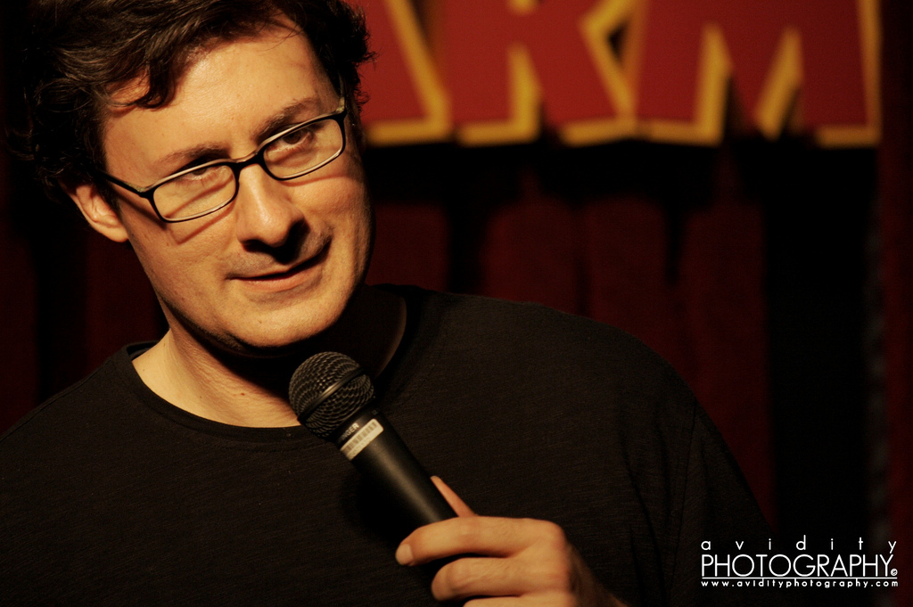 Costaki Economopoulos comedian