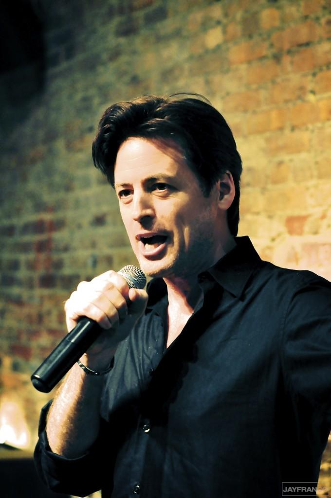 John Fugelsang comedian