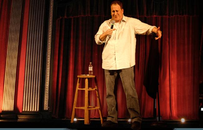 Dave Goldstein comedian