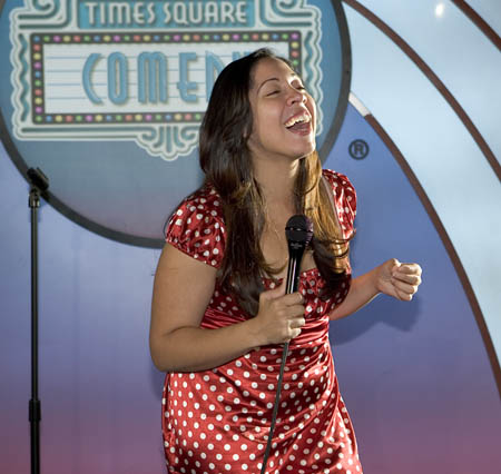 Gina Brillon comedy