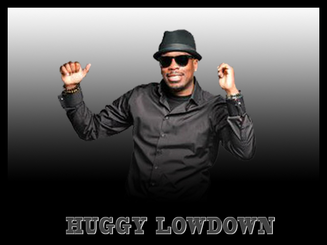 Huggy Lowdown comedy
