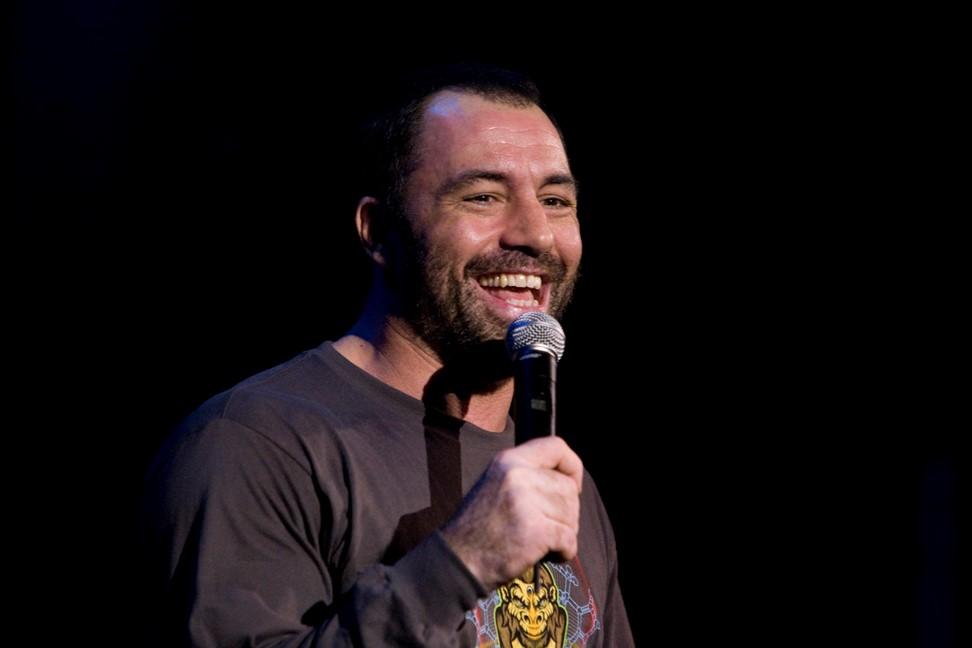 Joe Rogan comedy