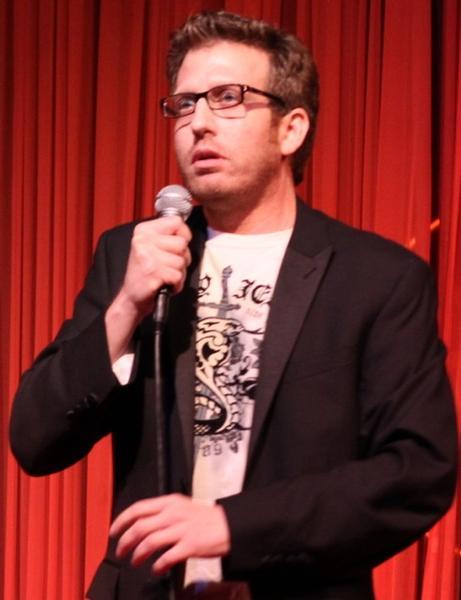 John Kuperman comedy