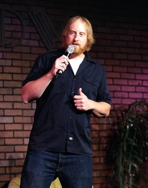 Jon Huck comedy