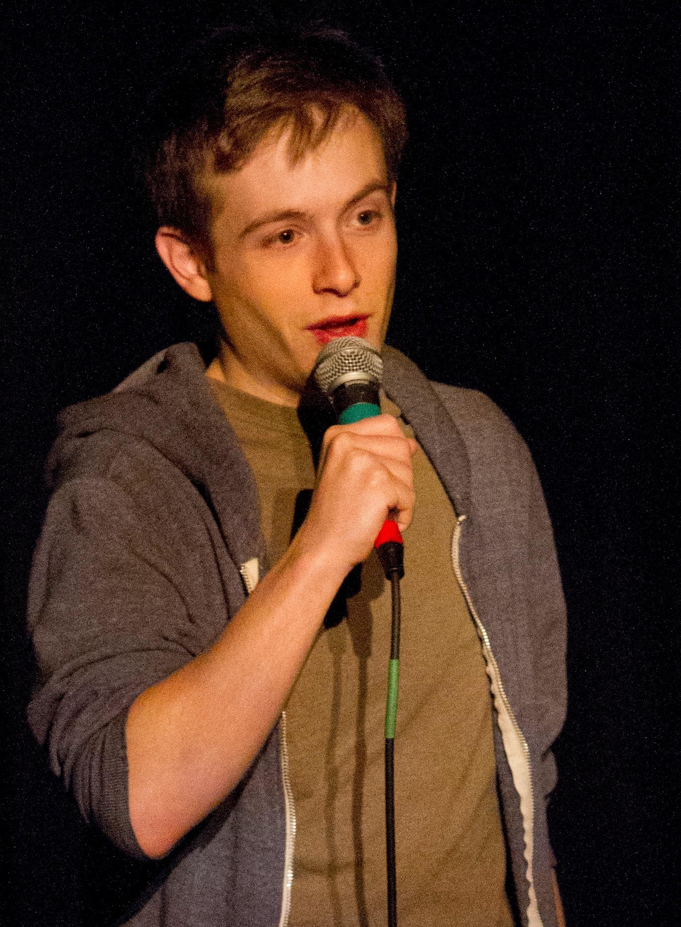 Josh Rabinowitz comedy