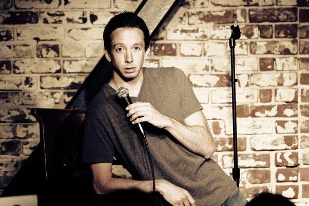 Mark Serritella comedy