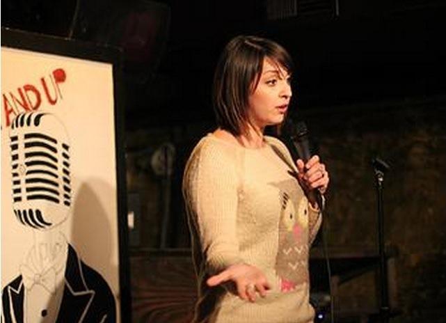 Monique Madrid comedian