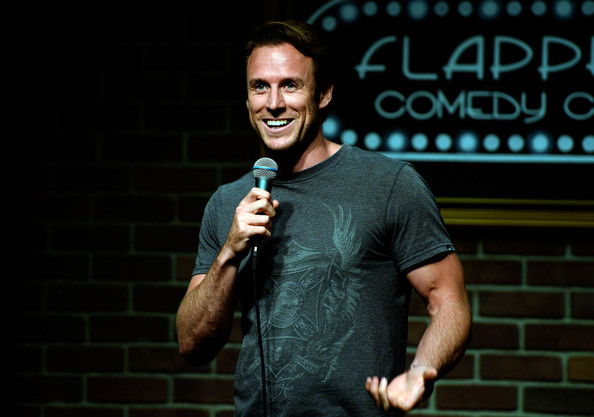 Monty Franklin comedian