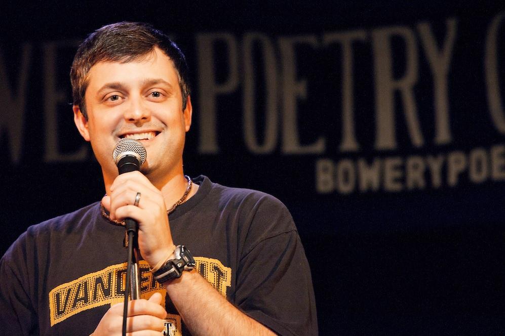 Nate Bargatze comedy