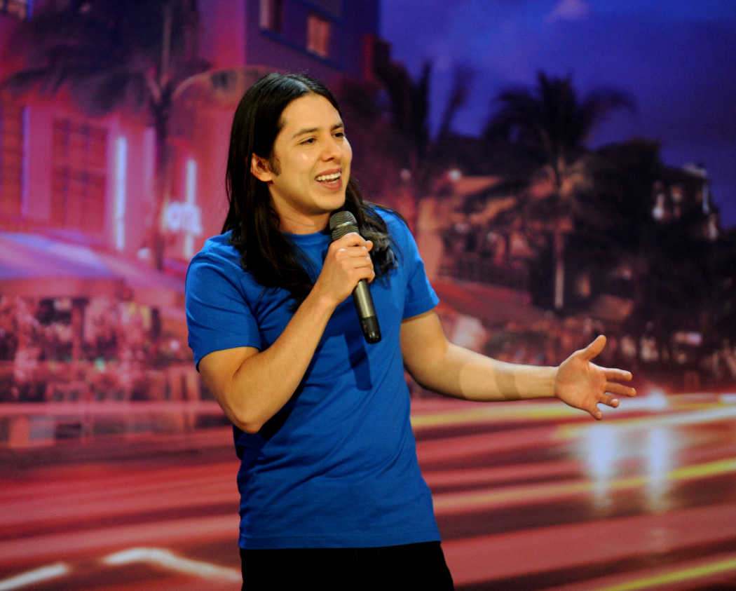 Nick Guerra comedy