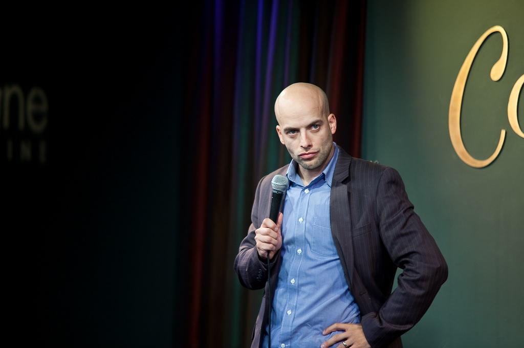 Pete Dominick comedy