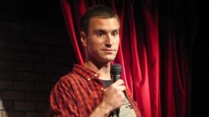 Clayton Fletcher comedian